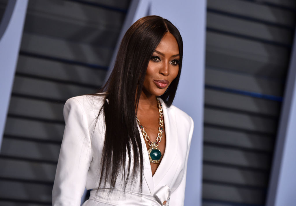 Naomi Campbell's Diet Secret Is Eating One Meal a Day