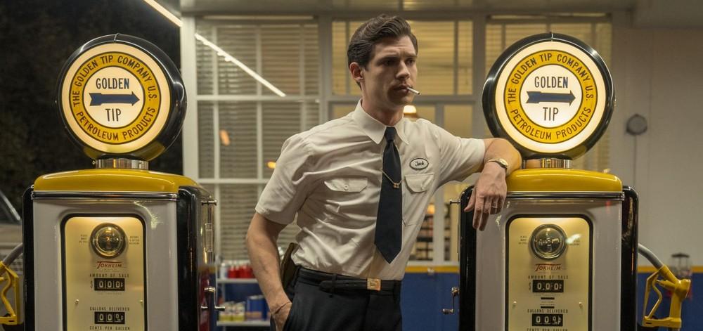 Netflix 'Hollywood' Jack Castello