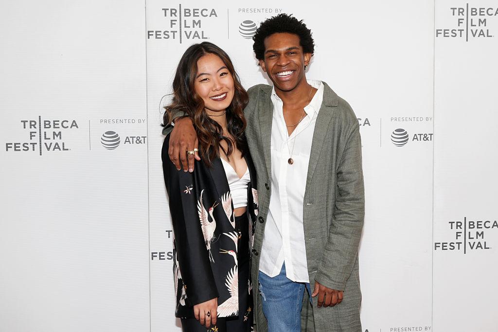Nicole Kang and Camrus Johnson