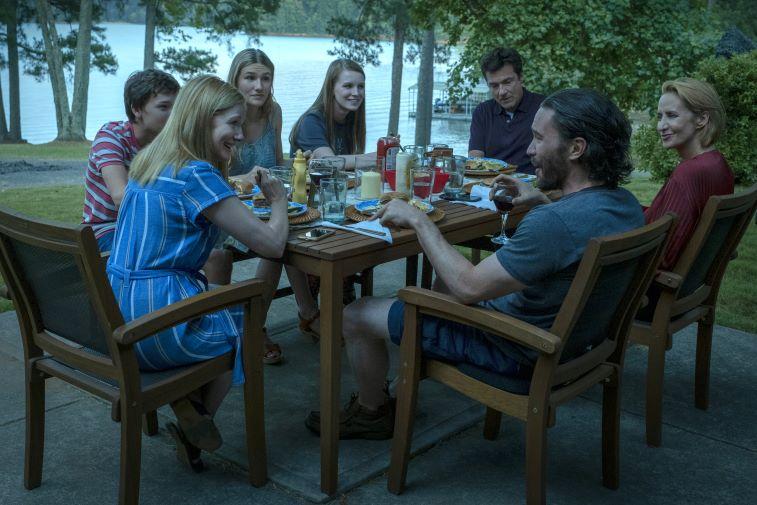 'Ozark' Season 3 — The Byrde Family around the dinner table