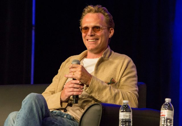 Paul Bettany attends Wizard World Chicago 2017