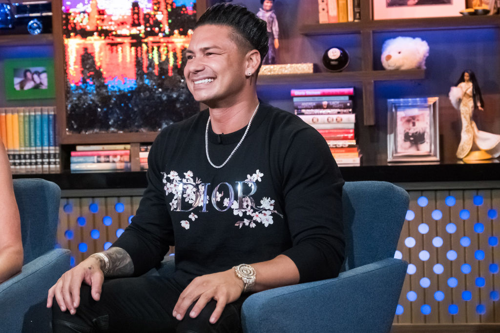 Pauly D on 'Watch What Happens Live With Andy Cohen'