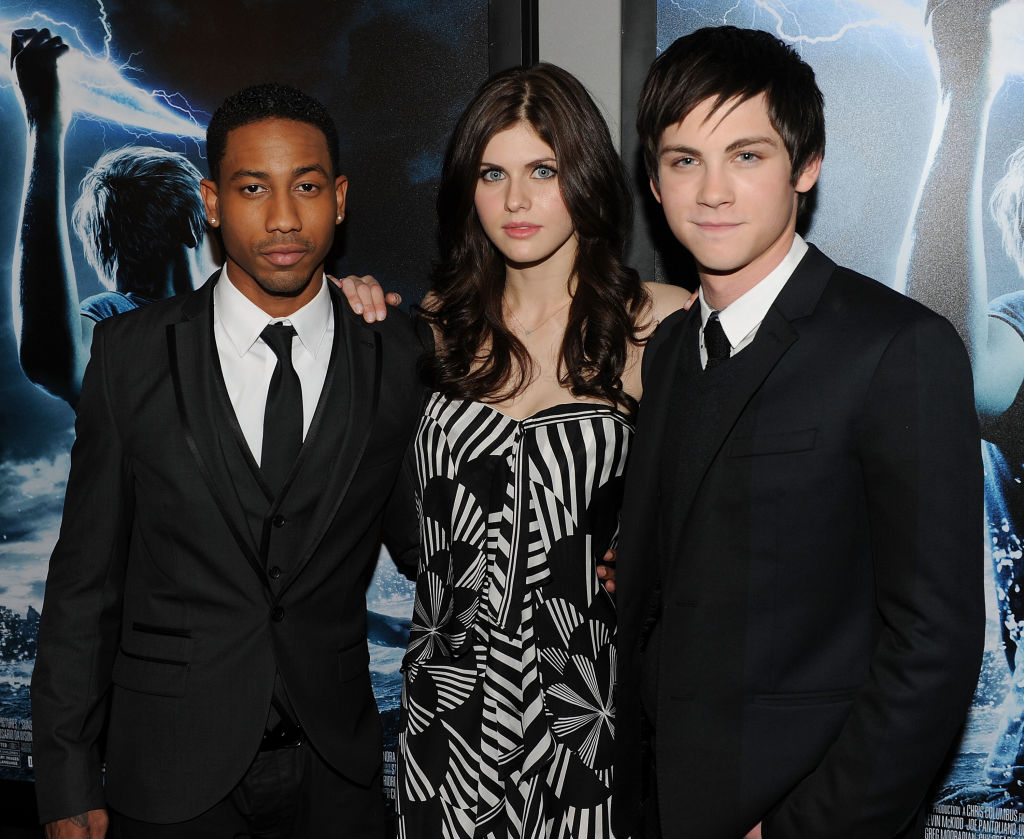 Percy Jackson and the Olympians: The Lightning Thief premiere