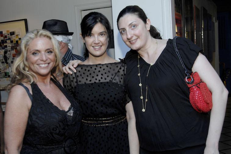 Jennifer Berghaus, Phoebe Cates and Ivana Callahan