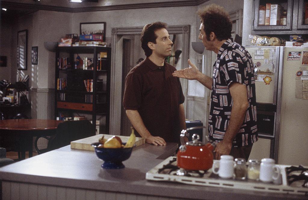 Pretty Woman VHS in Seinfeld