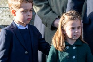 Prince George Is Jealous of Princess Charlotte's Homeschool Assignments