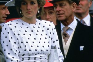 Princess Diana and Prince Philip's Relationship in Photos