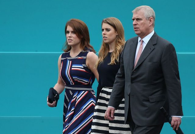 Are Princess Eugenie and Princess Beatrice Treated Unfairly By Other Royals Because of Prince Andrew?