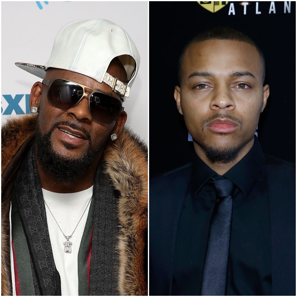 R. Kelly and Bow Wow