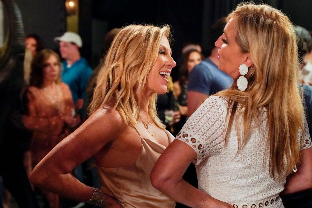 Ramona Singer and Sonja Morgan from 'RHONY'