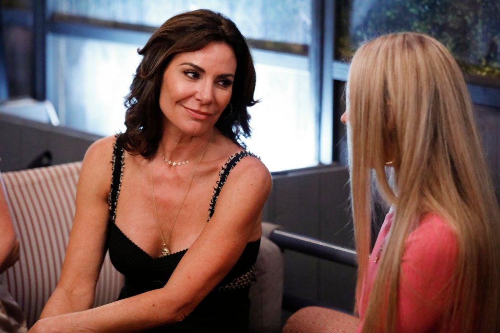 Luann de Lesseps from 'The Real Housewives of New York City'