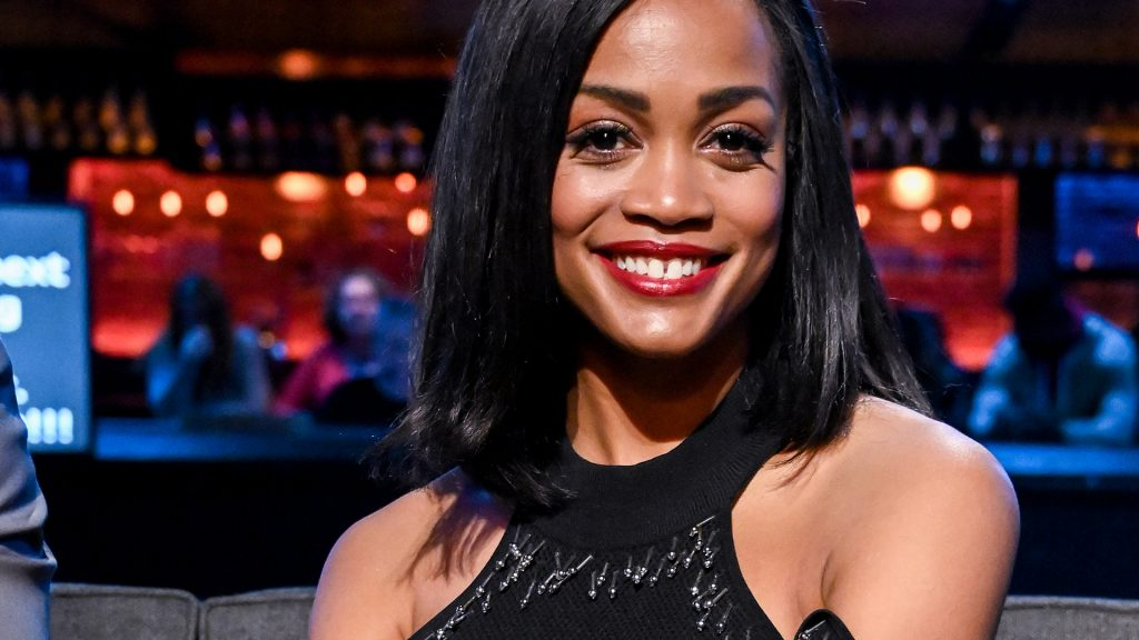 Rachel Lindsay on 'The Bachelor Listen to Your Heart' in 2020