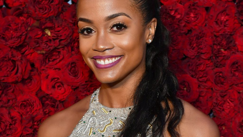 Rachel Lindsay attends Tyler Perry Studios grand opening gala at Tyler Perry Studios on Oct. 5, 2019, in Atlanta.