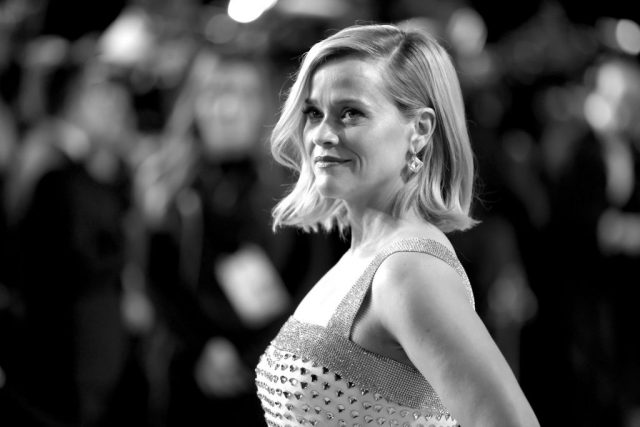 Reese Witherspoon at the 2020 Vanity Fair Oscar Party