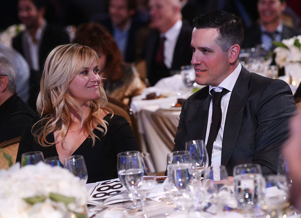 Reese Witherspoon and Jim Toth | Michael Buckner/Getty Images for J/P HRO
