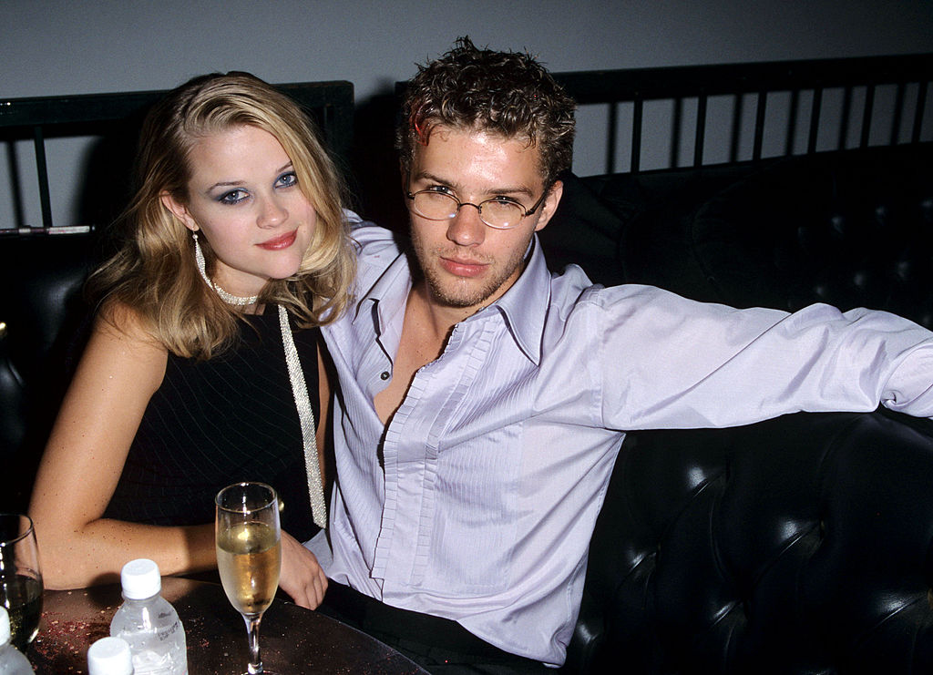 Reese Witherspoon and Ryan Phillippe in 1998 | S. Granitz/WireImage