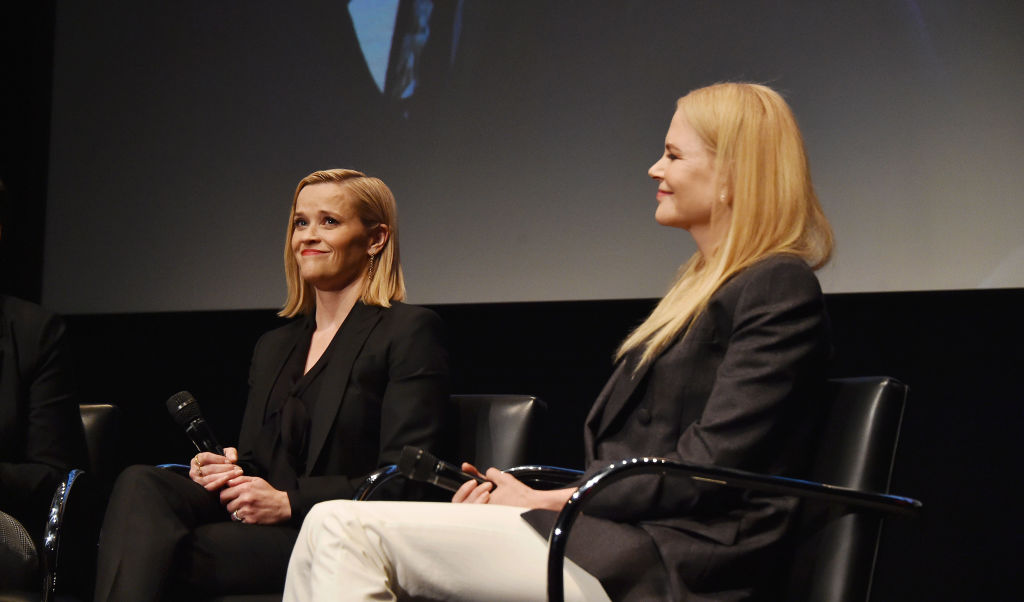Reese Witherspoon and Nicole Kidman | FilmMagic/FilmMagic for HBO