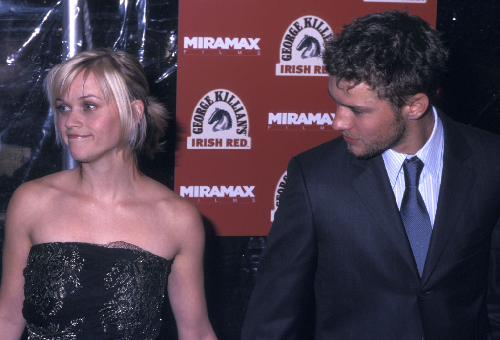 Reese Witherspoon and Ryan Phillippe | Ron Galella/Ron Galella Collection via Getty Images
