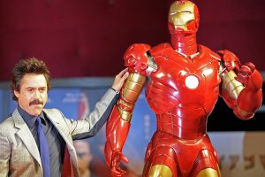 Robert Downey Jr. and Tony Stark Were Both Saved By the Same Fast Food Chain