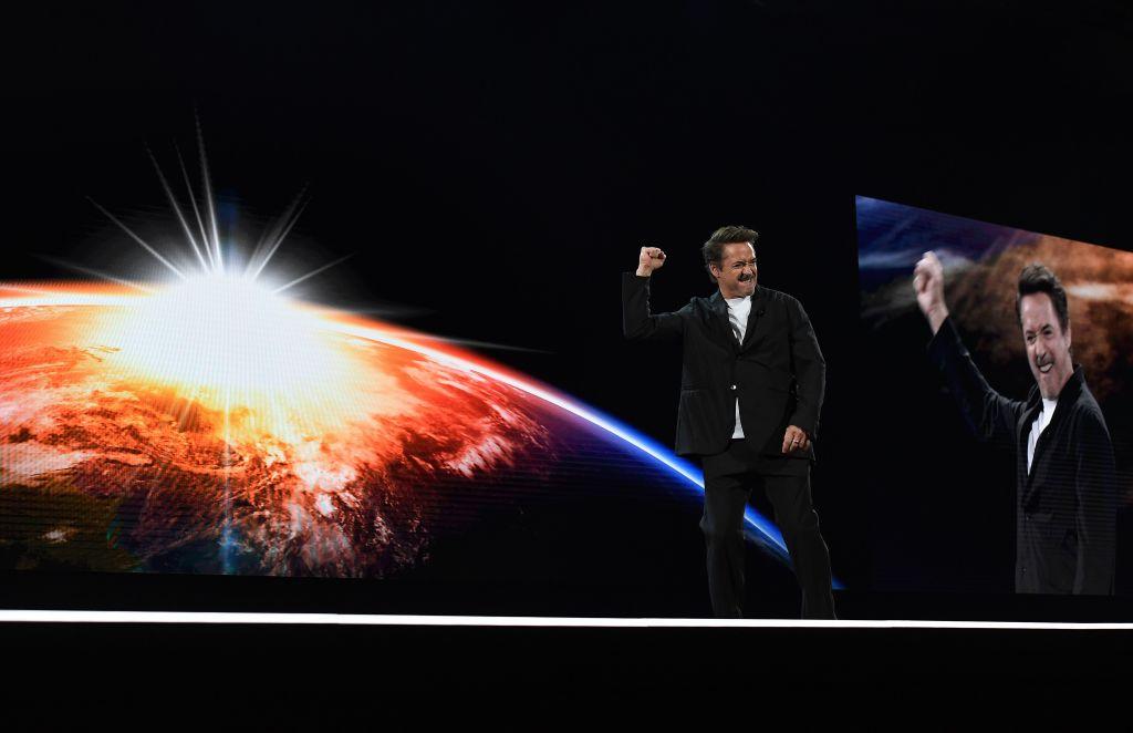 Robert Downey Jr. | MARK RALSTON/AFP via Getty Images