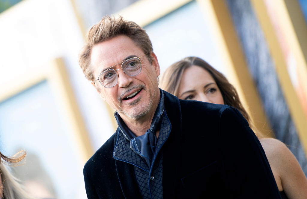 Actor/Executive producer Robert Downey Jr attends the Premiere of the movie 'Dolittle'