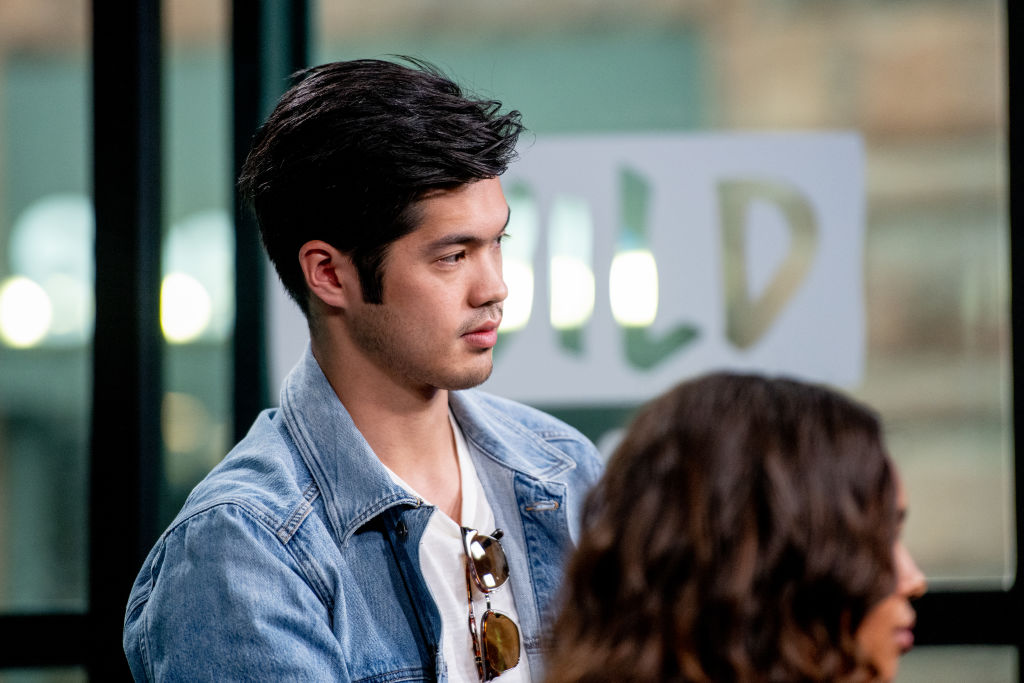 Ross Butler of '13 Reasons Why'