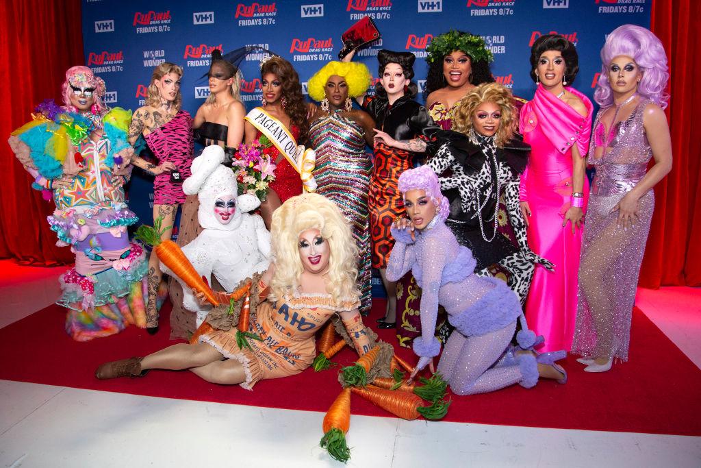 'RuPaul's Drag Race' season 12 cast