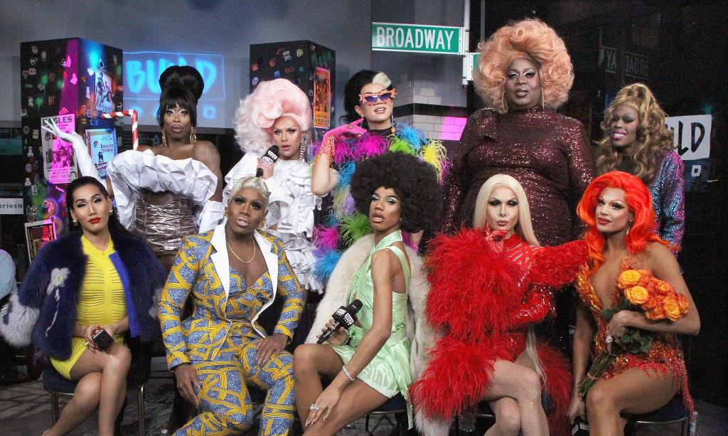 Cast of 'RuPaul's Drag Race: All-Stars 4'