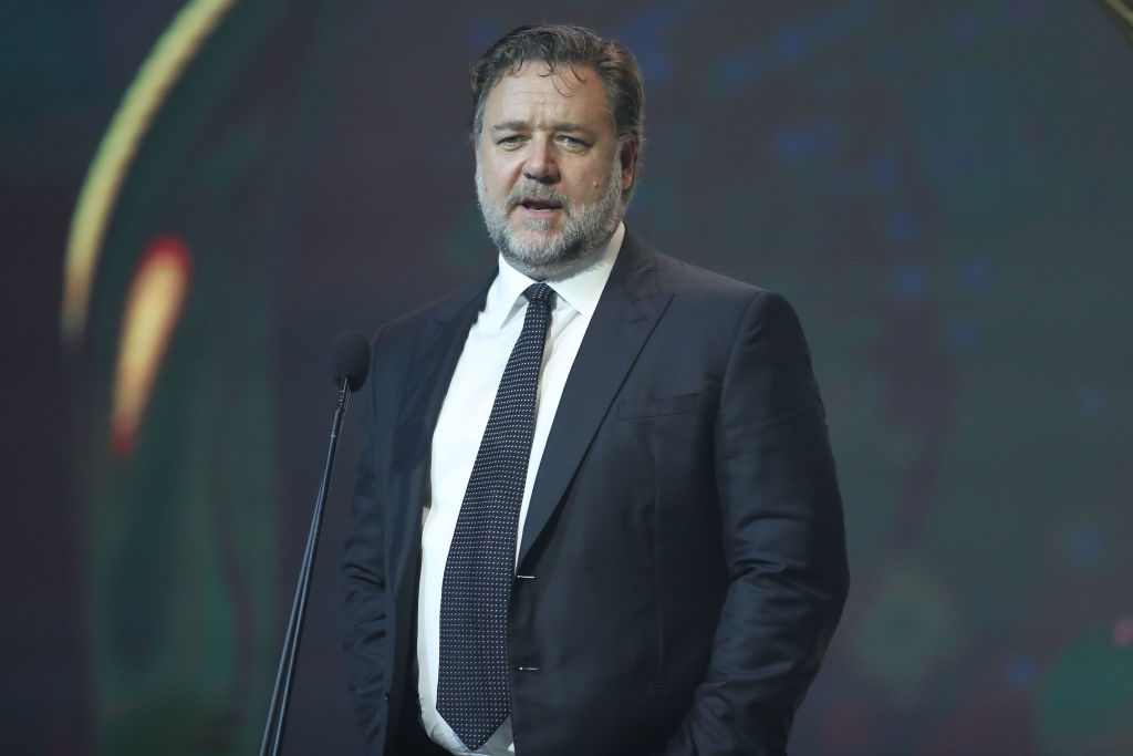 Russell Crowe | Mark Metcalfe/Getty Images for AFI