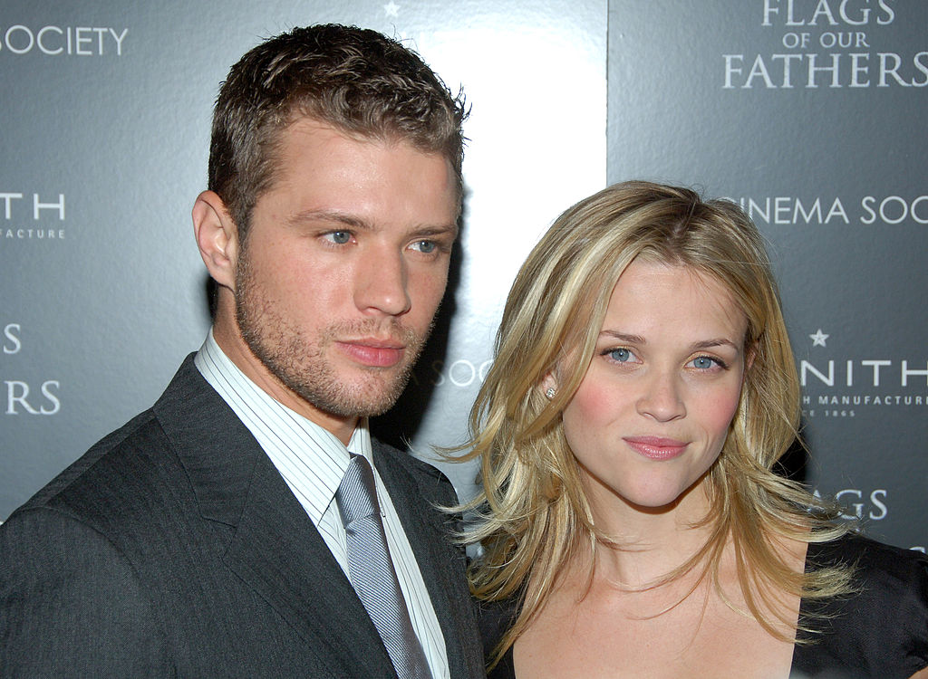 Ryan Phillippe and Reese Witherspoon | Michael Loccisano/FilmMagic