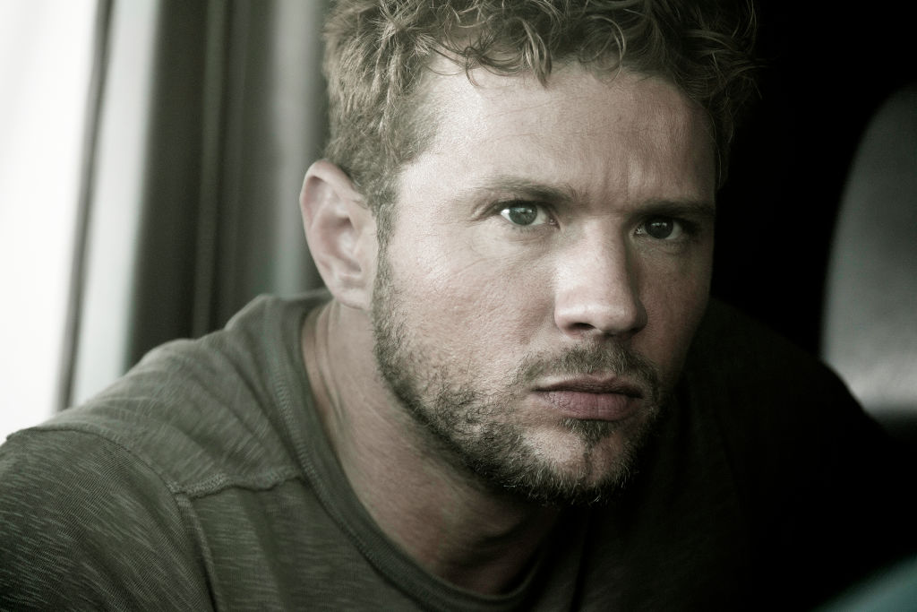 Ryan Phillippe on the set of 'Shooter.' | Isabella Vosmikova/USA Network/NBCU Photo Bank/NBCUniversal via Getty Images