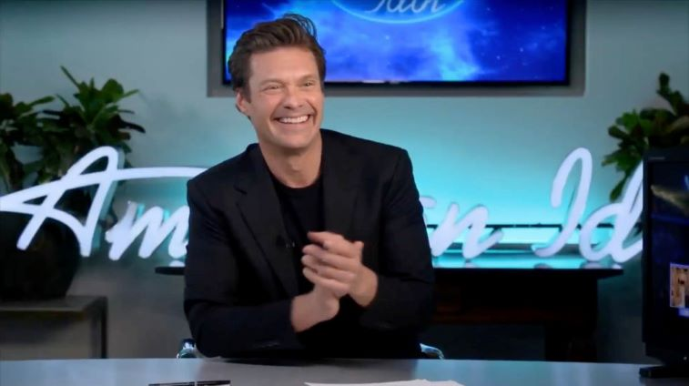 Ryan Seacrest on 'American Idol'