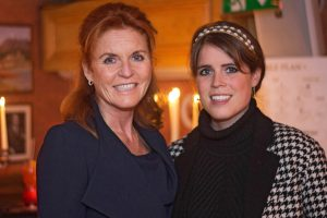Sarah Ferguson Is Spending 'Real Quality Time' With Princess Eugenie and Loving It
