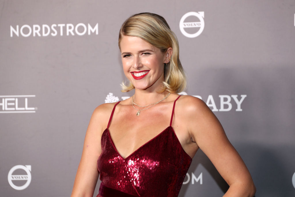Sarah Wright | Rich Polk/Getty Images for Baby2Baby