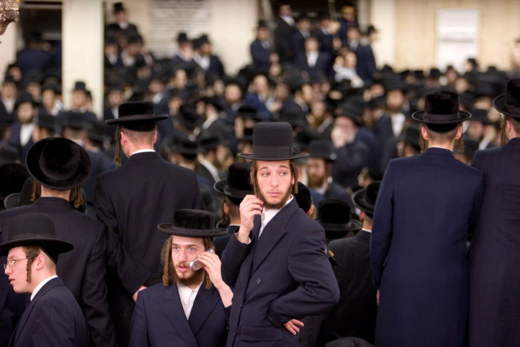 The Satmar Jewish community portrayed in Unorthodox