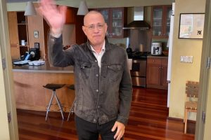 Tom Hanks Brags About His 'Masculine Man Cave'