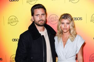 Sofia Richie 'Tried to be There' for Scott Disick Before Their Reported Break But It Became Too Much,  Report Says