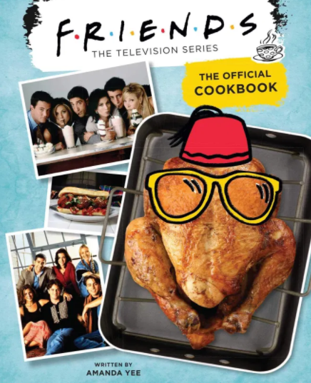 'Friends': The Official Cookbook