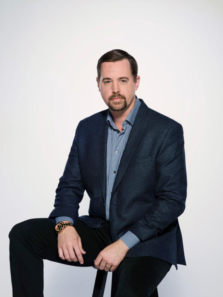 Sean Murray of NCIS
