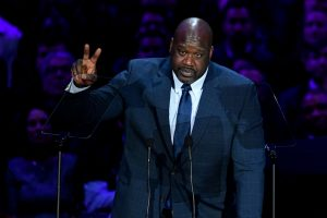 How Shaquille O'Neal Spent His Whole L.A. Lakers Paycheck In Two Days