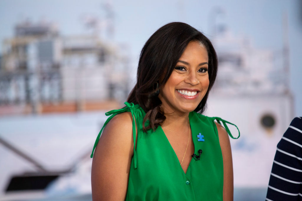 Sheinelle Jones of the 'Today Show'
