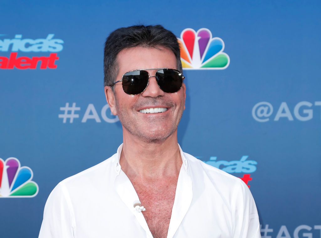 "Simon Cowell attends the ""America's Got Talent"" Season 15 Kickoff at Pasadena Civic Auditorium on March 04, 2020 in Pasadena, California"