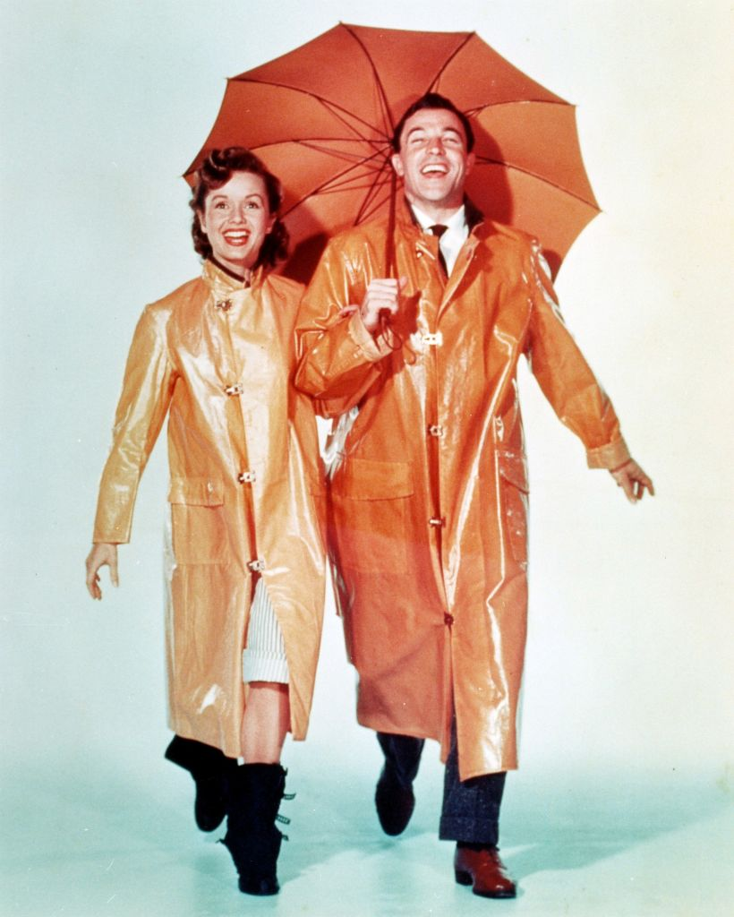 Feel-Good movies: Singin' In the Rain