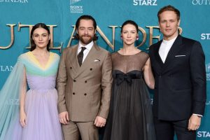 The Cast of 'Outlander' Reveals Their Favorite On-Screen Moments