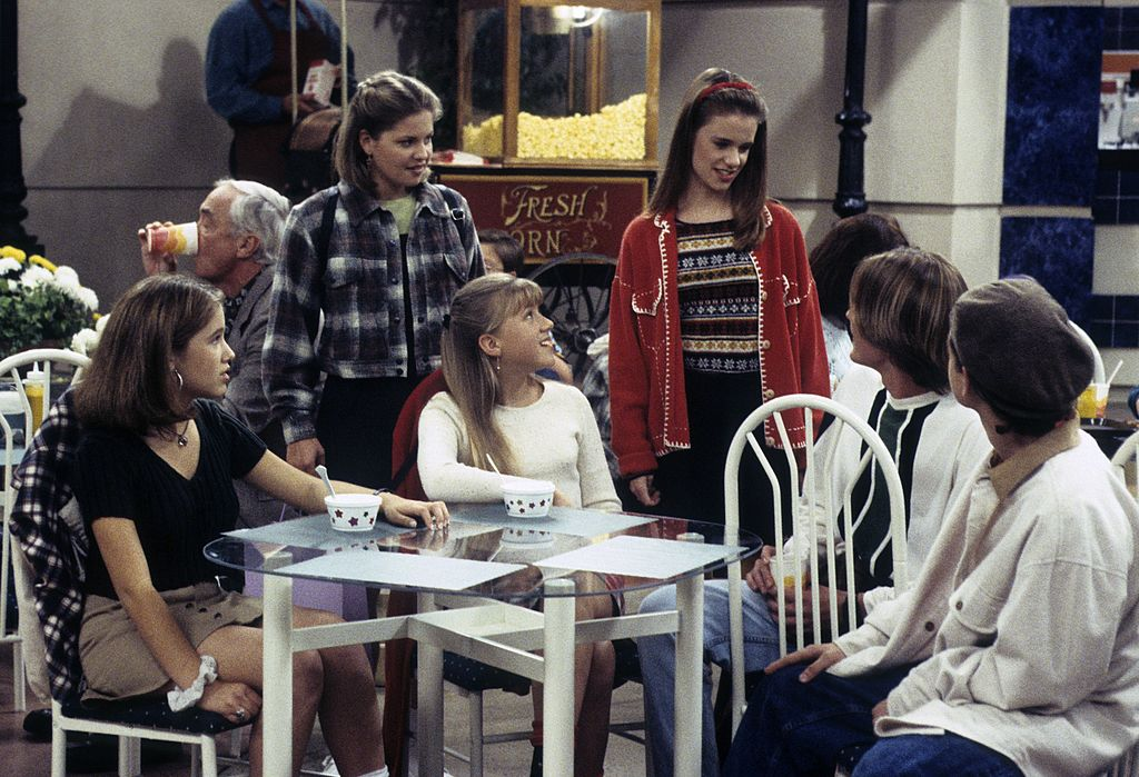 """Stephanie's Wild Ride"" Episode of 'Full House'"