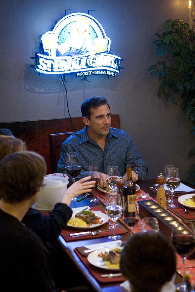 Steve Carrell in 'The Dinner Party'