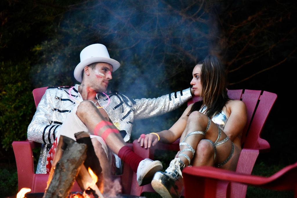 Luke Gulbranson, Hannah Berner from 'Summer House'