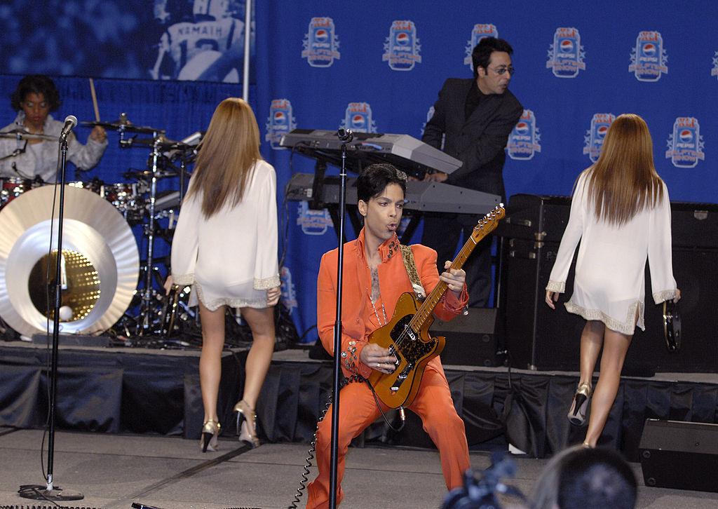 Super Bowl Halftime Show: Prince