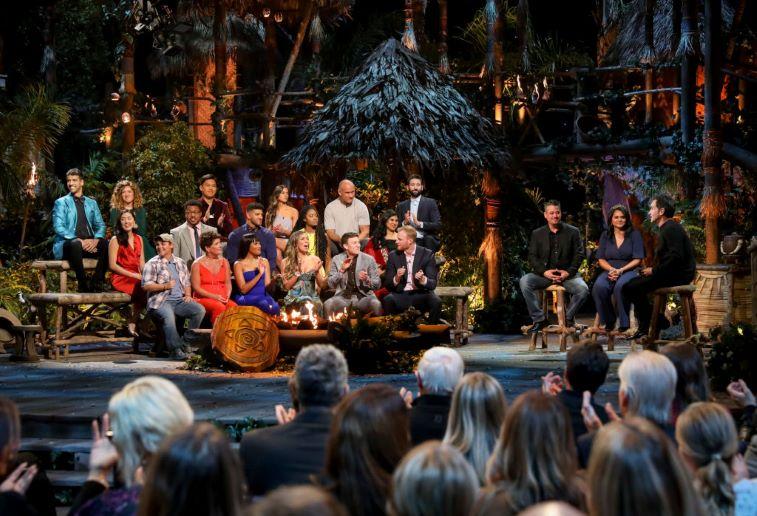 'Survivor 39: Island of the Idols' Reunion Show
