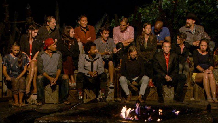 'Survivor: Winners at War' Jury before heading to Ponderosa